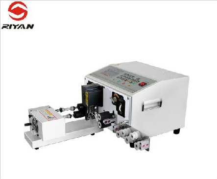 RY-330裁线剥皮(扭线)机