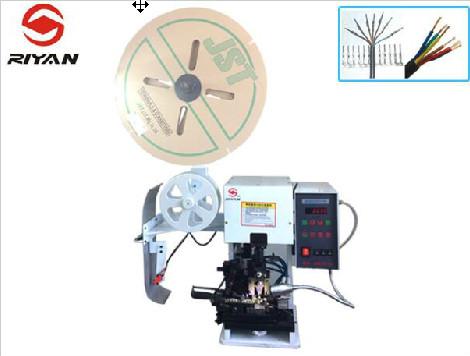 RY-1800连剥皮带打端子机(护套线电源线用)