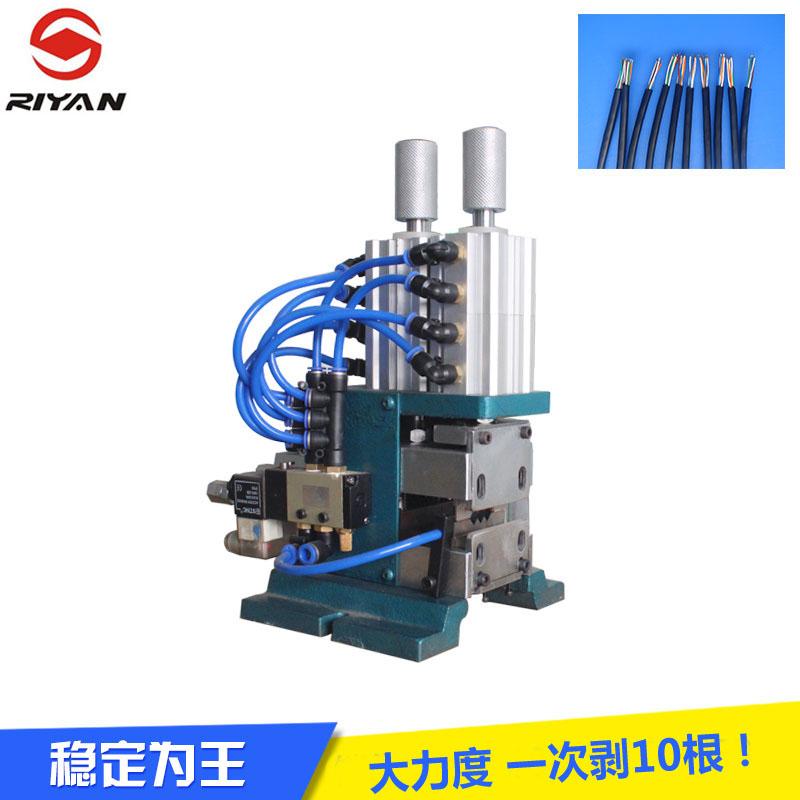 RY-3F/4F气电式芯线剥皮机