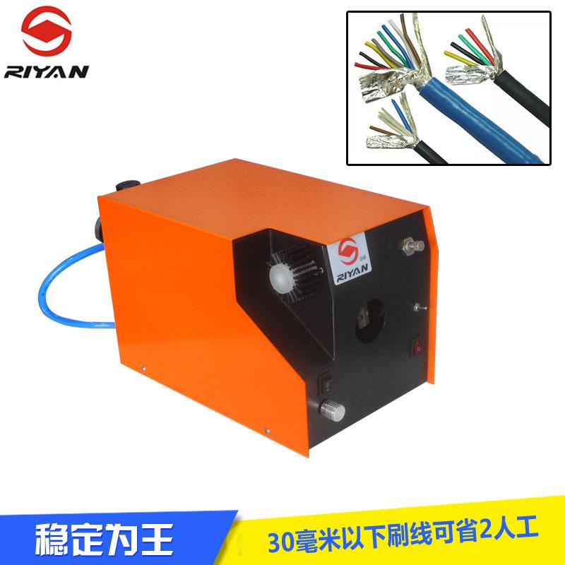 RY-8160刷线扭线机